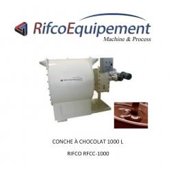 Conche à chocolat 1000 L