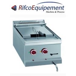 Friteuse électrique 1 cuve de 12 litres -Top-