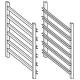 A17/GD1/1-N Structure 4x GN1/1 (mod. 400 mm)