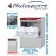 Lave-vaisselle panier 500x500mm + Break Tank