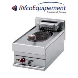 Friteuse électrique 1 cuve 10 litres -Top-