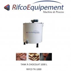 Tank à chocolat 1000L