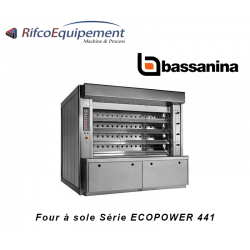Four à sole Bassanina ECOPOWER 441