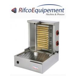 Gyros grill électrique 20 kg