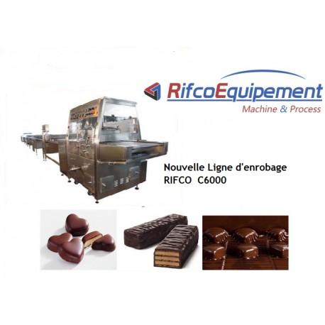 ENROBEUSE A CHOCOLAT
