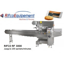 ENSACHEUSE HORIZONTALE RIFCO RF3000  FLOWPACK